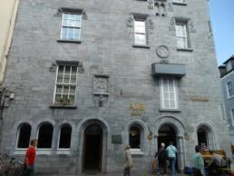 AIB Lynch Castle Shop Street Galway